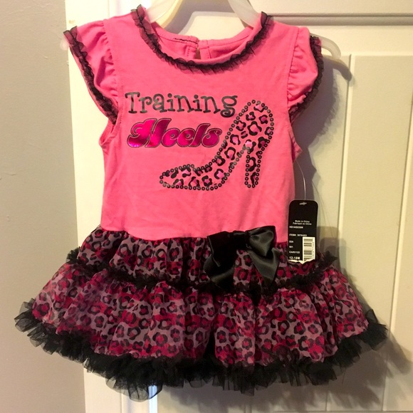 🌸5/$25 Baby girl dress 12-18 months NWT